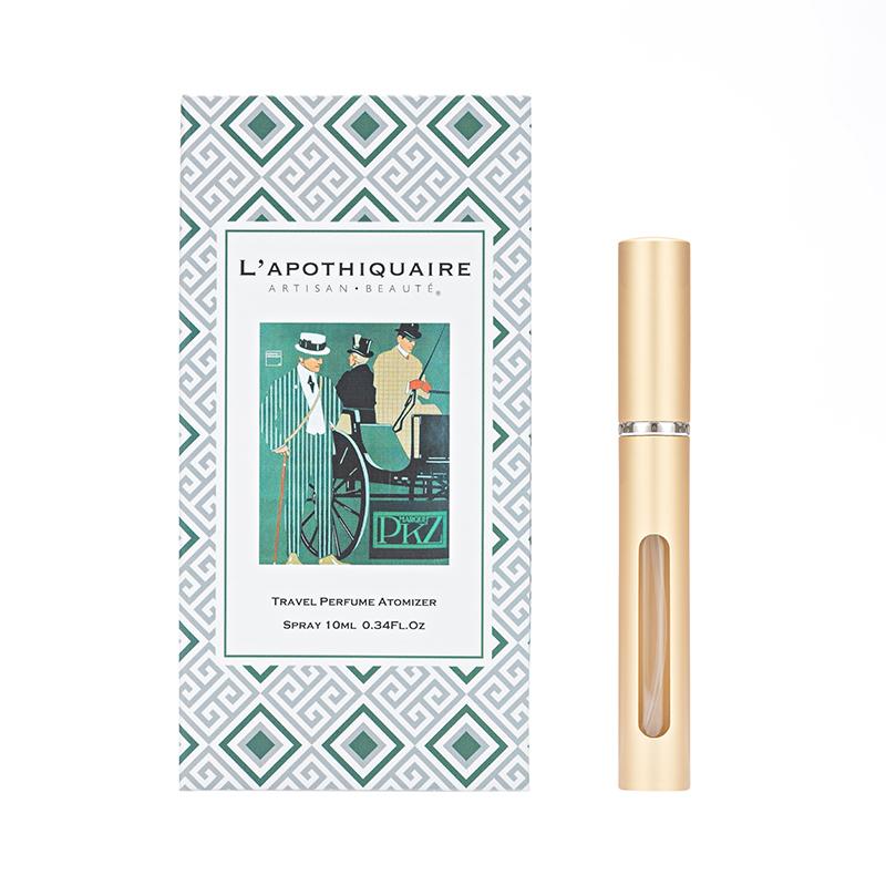 Gift Set & Atomizer L'Apothiquaire Artisan Beaute Perfume Travel Atomizer