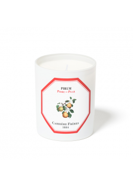 Candle Pear 185gr
