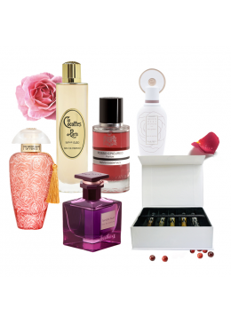 Scent of The Rain: Rainy Season's Perfume Collection