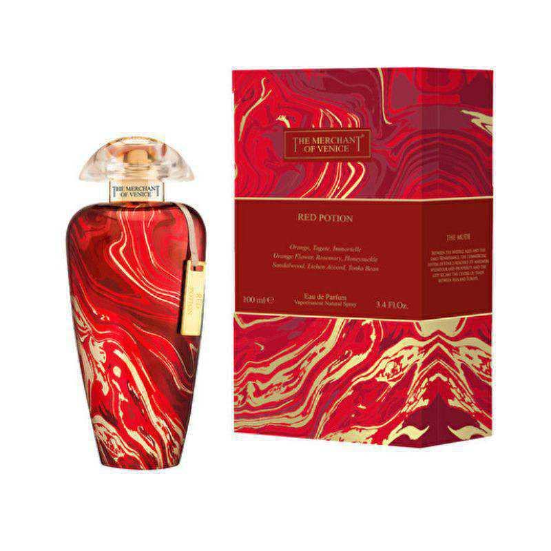 Trang chủ The Merchant of Venice NƯỚC HOA EAU DE PARFUM RED POTION