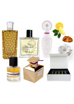 Travel Size L'Apothiquaire Artisan Beaute Scent of The Rain: Rainy Season's Perfume Collection