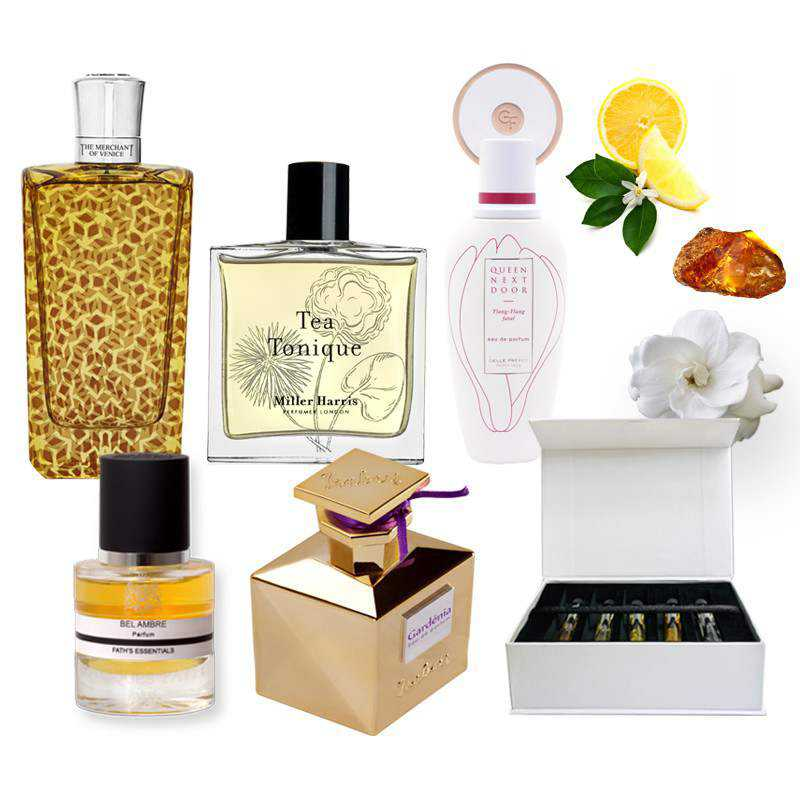 Scent of The Rain: Rainy Season's Perfume Collection