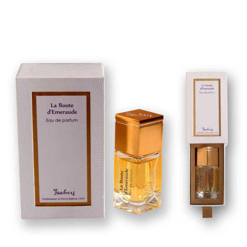 Feminine Fragrances Isabey Eau De Parfum La Route D'Emeraude