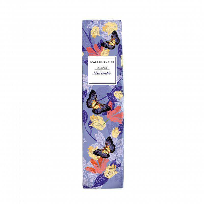 Home L'Apothiquaire Artisan Beaute Incenses Box