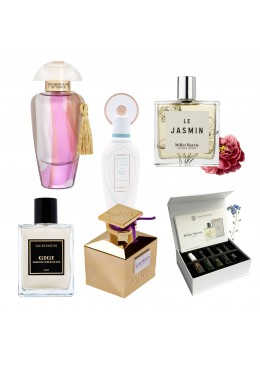 Home L'Apothiquaire Artisan Beaute A Bouquet of Flowers: Soft Floral Perfume Collection