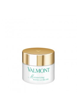 Chăm sóc da thiên nhiên Valmont Cosmetics Moisturizing with a Cream Kem Dưỡng Cấp Ẩm Cho Làn Da Mất Nước 50ml