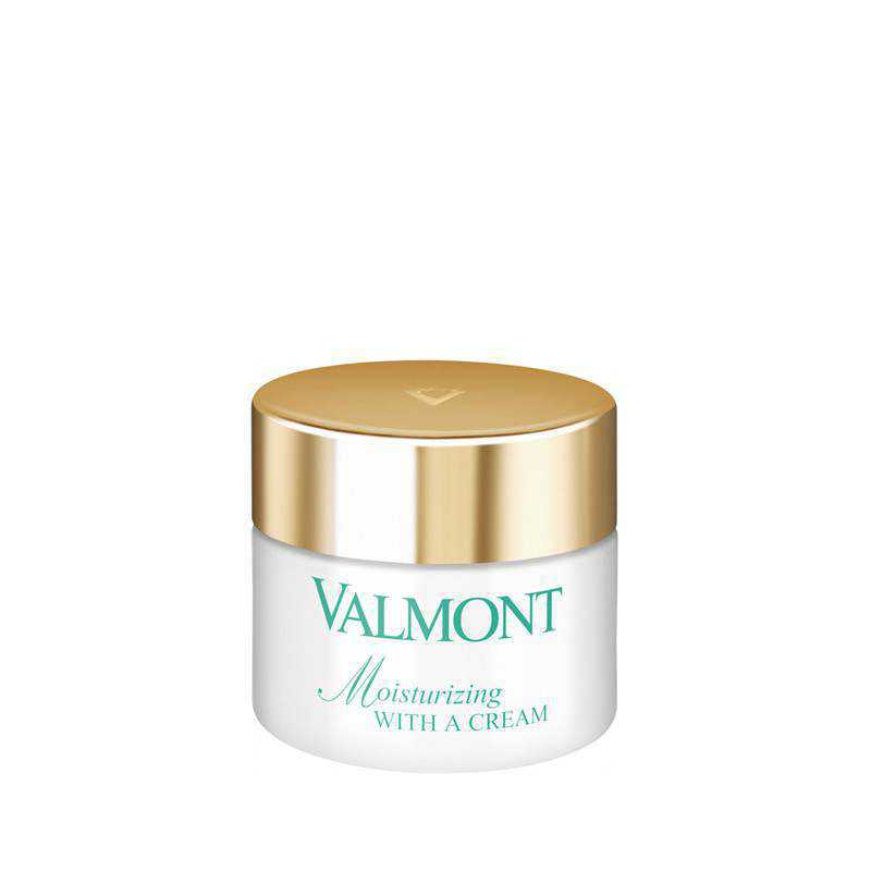Natural Skin Care Valmont Cosmetics Moisturizing With A Cream Rich Thirst-quenching Cream 50ml