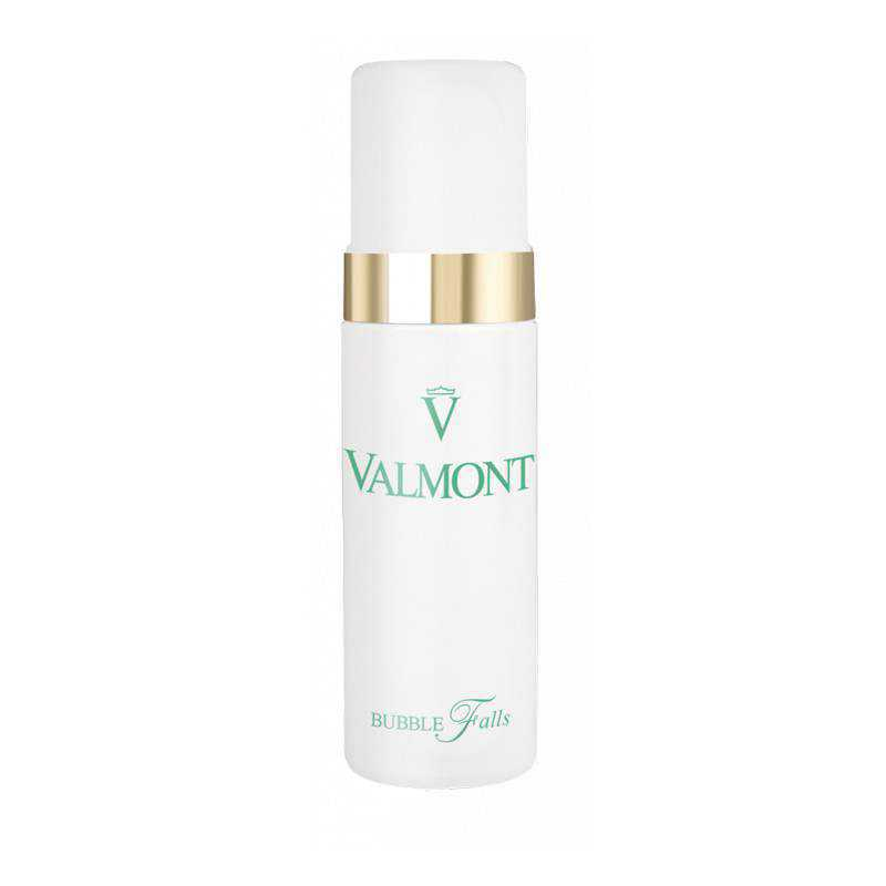 Natural Skin Care Valmont Cosmetics Bubble Falls Balancing Cleansing Foam 150ml