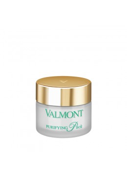 Natural Skin Care Valmont Cosmetics Purifying Pack Skin purifying mud mask 50ml