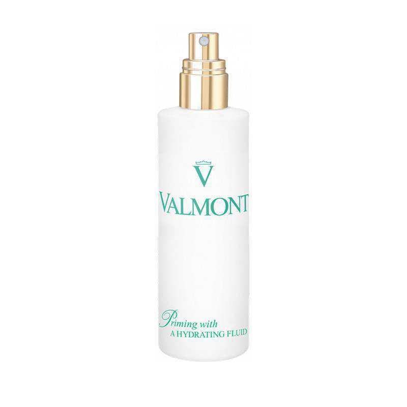 Trang chủ Valmont Cosmetics Priming With A Hydrating Fluid Nước Xịt Khoáng Cấp Ẩm Cho Da 150ml