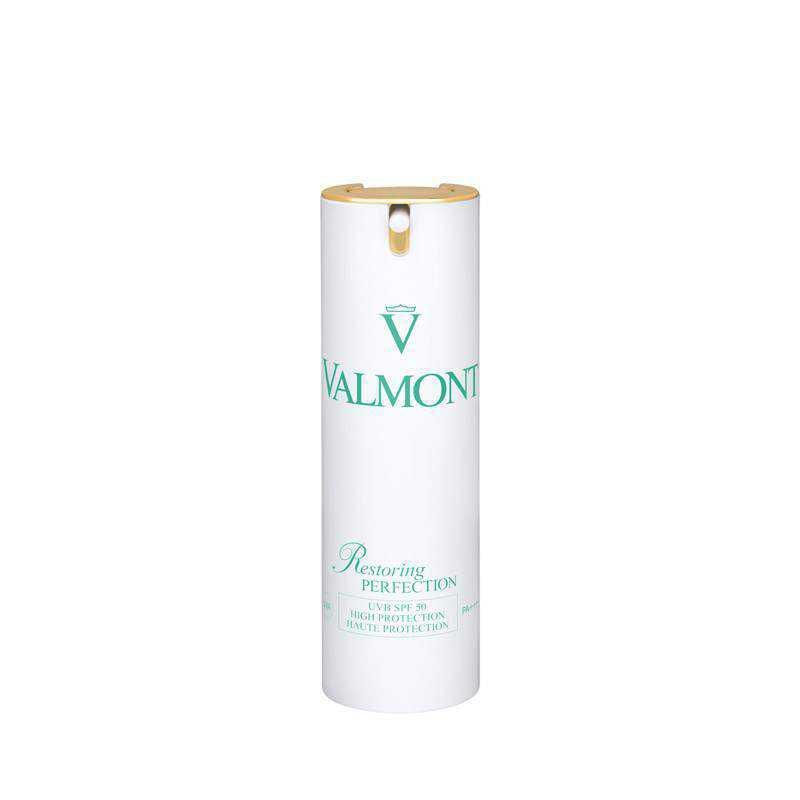 Chăm sóc da thiên nhiên Valmont Cosmetics Restoring Perfection SPF 50 Kem Chống Nắng Chống Lão Hóa 30ml