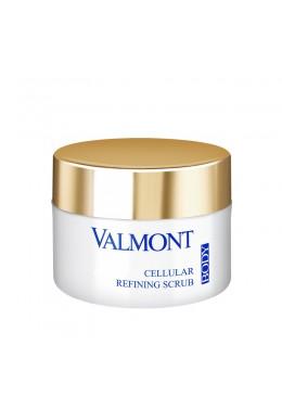Tắm Và Dưỡng Thể Thiên Nhiên Valmont Cosmetics Cellular Refining Scrub Kem Tẩy Tế Bào Chết, Nuôi Dưỡng Da 200ml