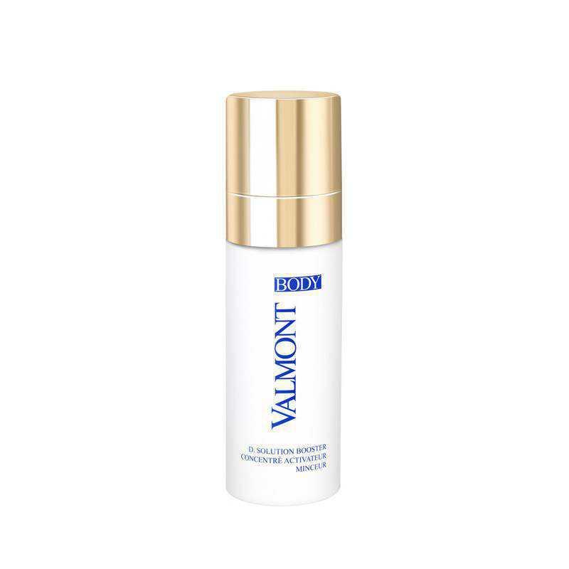 Tắm Và Dưỡng Thể Thiên Nhiên Valmont Cosmetics D. Solution Booster Serum Giảm Mỡ Làm Thon Gọn 100ml