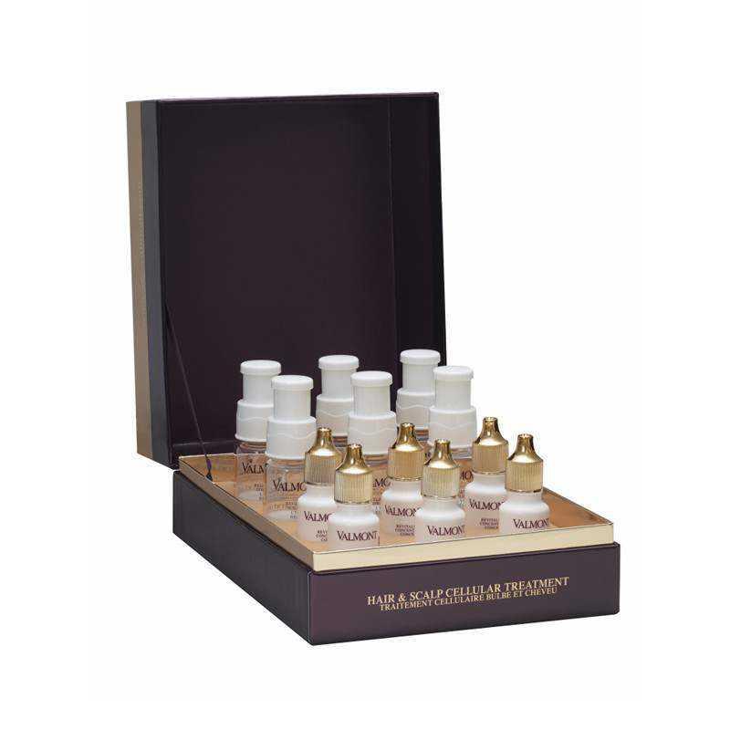 Hair Care Valmont Cosmetics Hair & Scalp Cellular Treatment Intensive anti-hair loss cure
