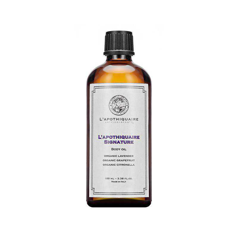 Natural Bath & Body Care L'Apothiquaire Artisan Beaute L'Apothiquaire Signature Scent Body Oil
