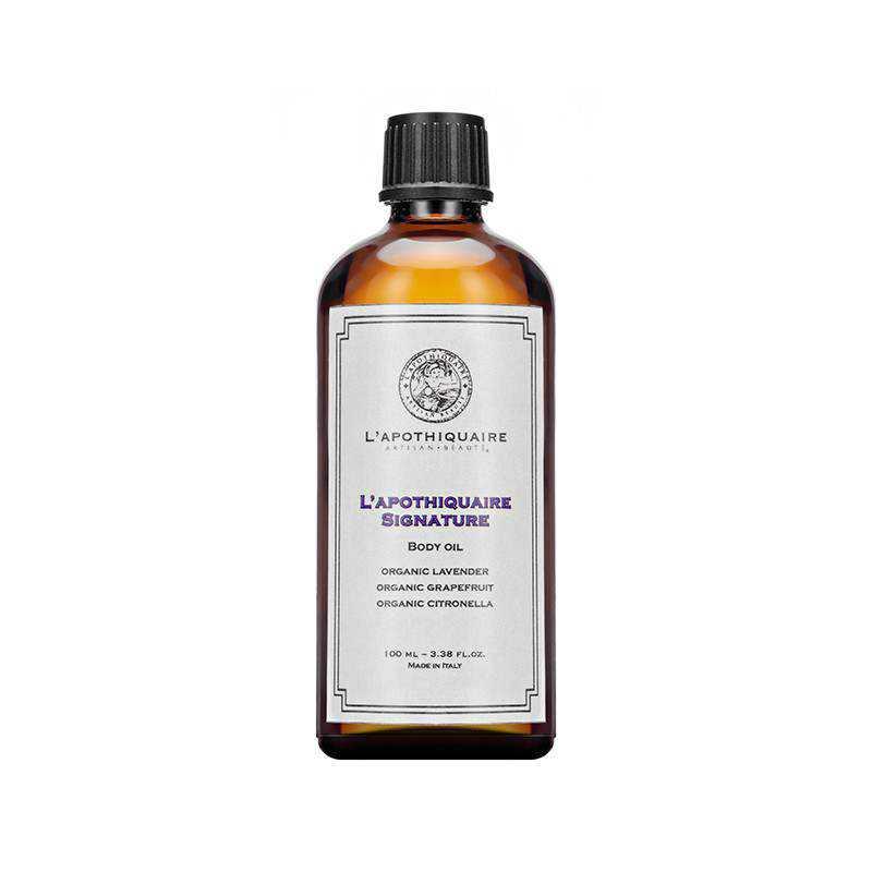 Natural Bath & Body Care L'Apothiquaire Artisan Beaute L'Apothiquaire Signature Scent Body Oil