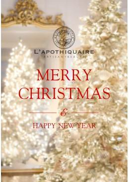 Gift L'Apothiquaire Artisan Beaute Festive Gift Box 1
