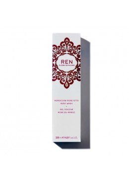 Body Wash & Gel REN Moroccan Rose Otto Body Wash 200ml