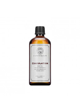 Circulation Body Oil 100ml