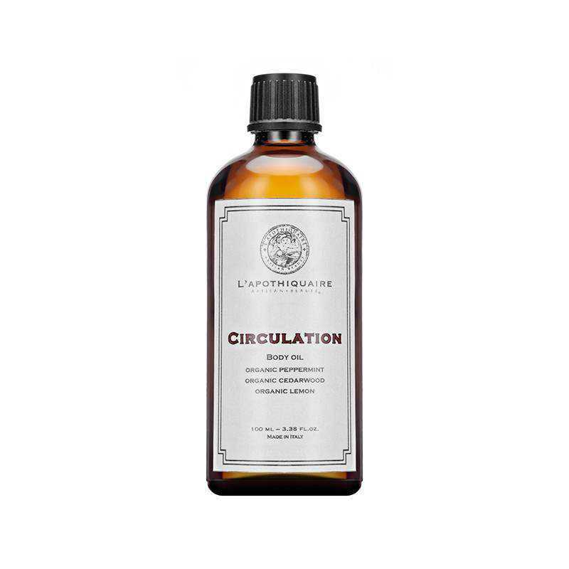 Body Oil L'Apothiquaire Artisan Beaute Circulation Body Oil 100ml