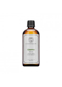 Body Oil L'Apothiquaire Artisan Beaute Exotic Body Oil 100ml