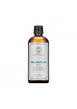 Body Oil L'Apothiquaire Artisan Beaute Relaxation Body Oil 100ml