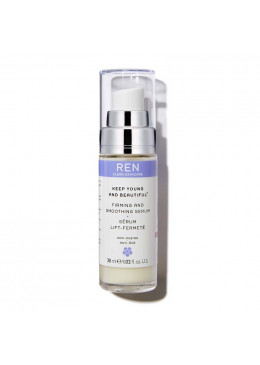 Anti Ageing REN Keep Young And Beautiful™ Firming And Smoothing Serum 30ml
