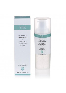 Sensitive Skin REN EverCalm Gentle Cleansing Gel 150ml