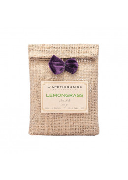 SEA SALT - LEMONGRASS 100gr
