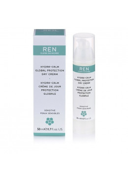 Sensitive Skin REN EverCalm Global Protection Day Cream 50ml
