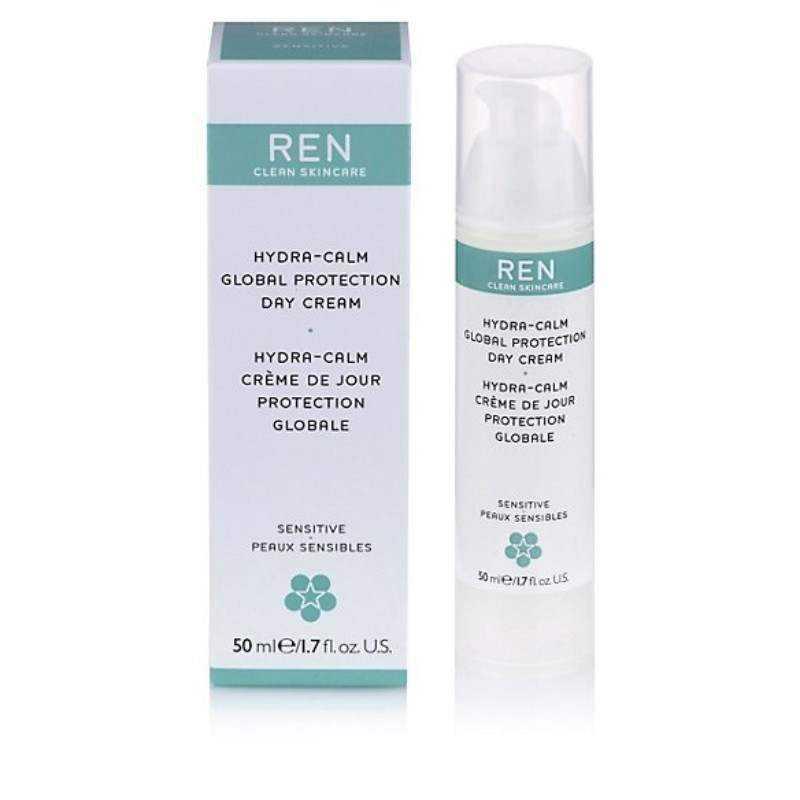 Sensitive Skin REN EverCalm Global Protection Day Cream 50ml