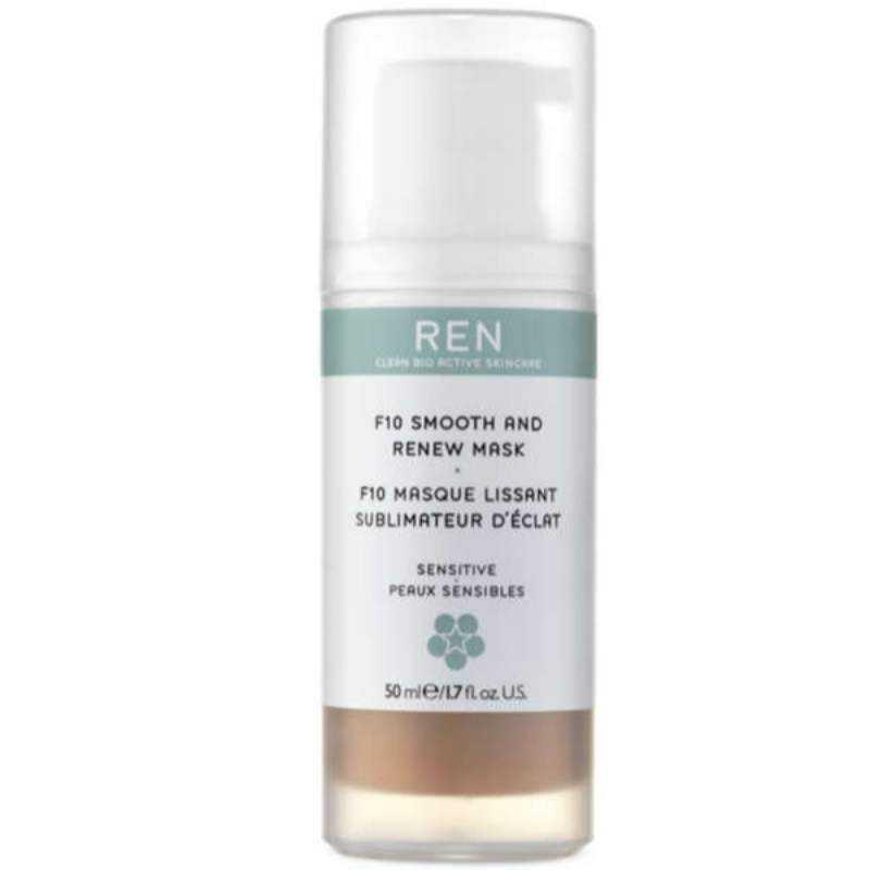 Sensitive Skin REN F10 Smooth and Renew Mask 50ml