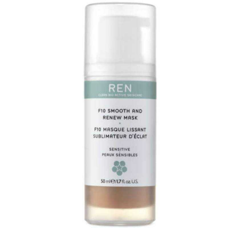 F10 Smooth and Renew Mask 50ml
