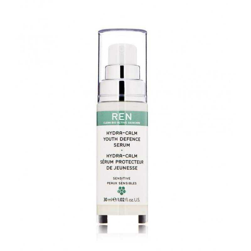 Sensitive Skin REN Hydra-Calm Youth Defence Serum 30ml