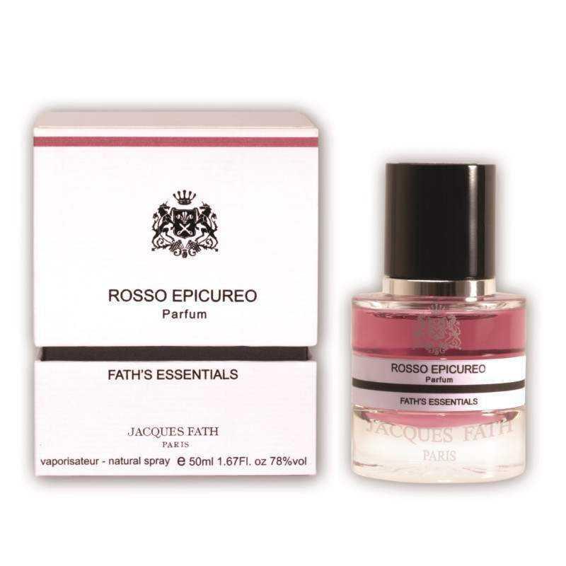 Hương Trái Cây Jacques Fath Nước Hoa Eau De Parfum Rosso Epicureo