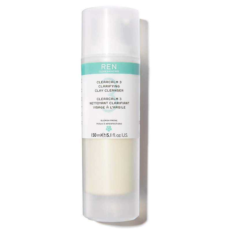 Cleanser REN ClearCalm3 Clarifying Clay Cleanser 150ml