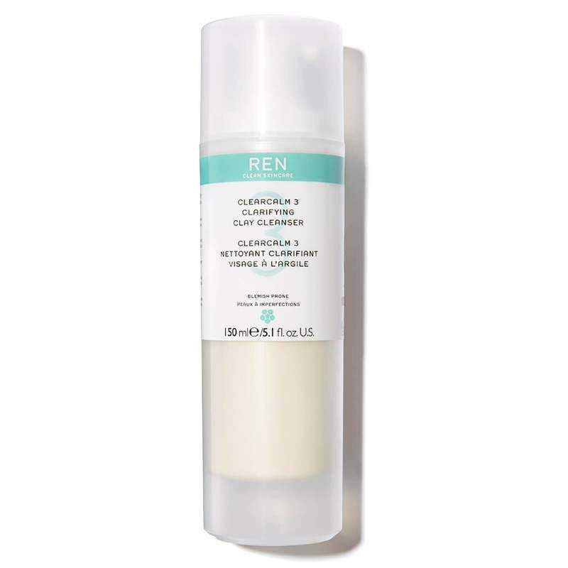 Sữa Rửa Mặt Kháng Khuẩn Cho Da Nhờn Mụn ClearCalm3 Clarifying Clay Cleanser 150ml