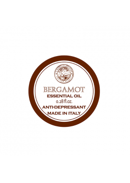 Tinh Dầu Hữu Cơ Bergamot 10ml