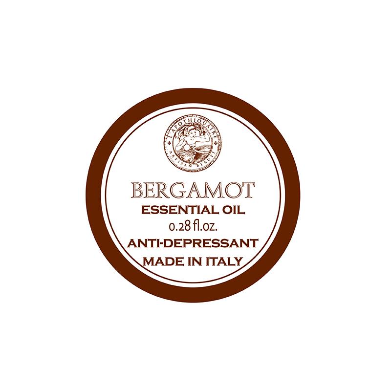 Organic Essential Oil L'Apothiquaire Artisan Beaute Bergamot Essential Oil 10ml
