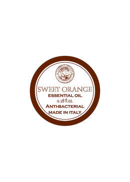 Orange Sweet Essential Oil 10ml