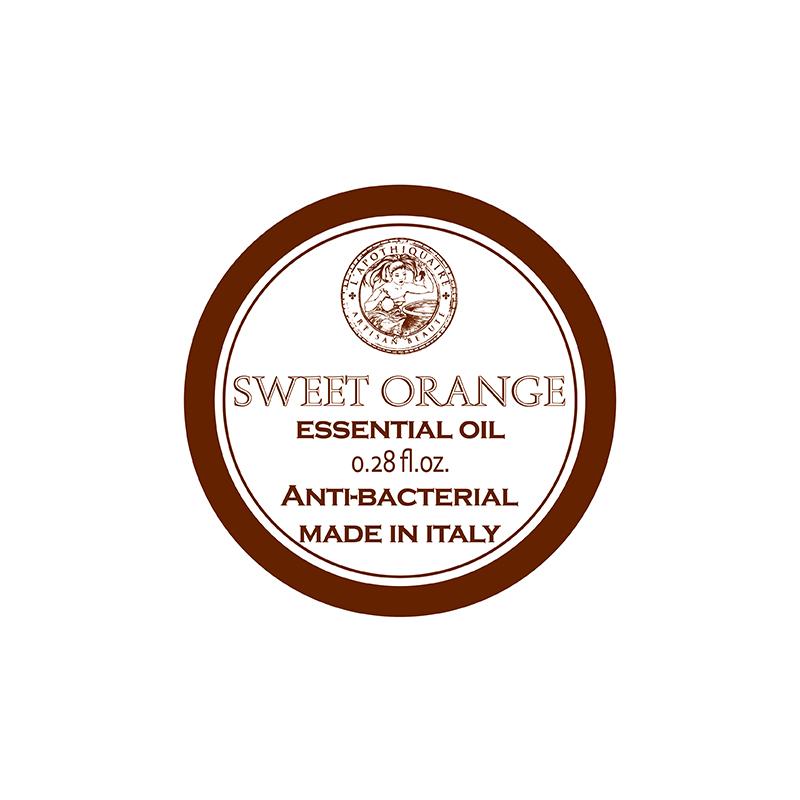 Organic Essential Oil L'Apothiquaire Artisan Beaute Orange Sweet Essential Oil 10ml