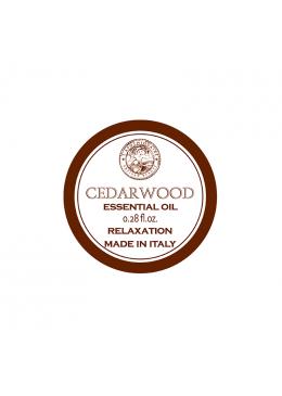 Tinh Dầu Hữu Cơ Gỗ Tuyết Tùng Cedarwood 10ml