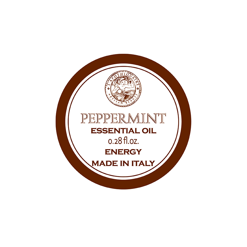 Organic Essential Oil L'Apothiquaire Artisan Beaute Peppermint Essential Oil 10ml