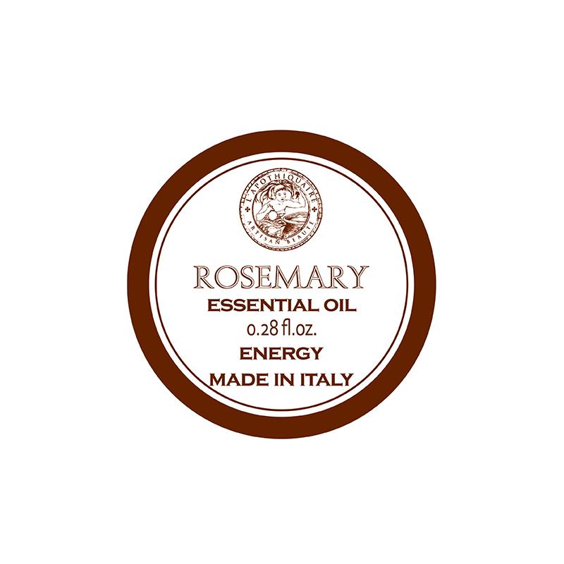 Organic Essential Oil L'Apothiquaire Artisan Beaute Rosemary Essential Oil 10ml