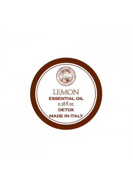 Organic Essential Oil L'Apothiquaire Artisan Beaute Lemon Essential Oil 10ml