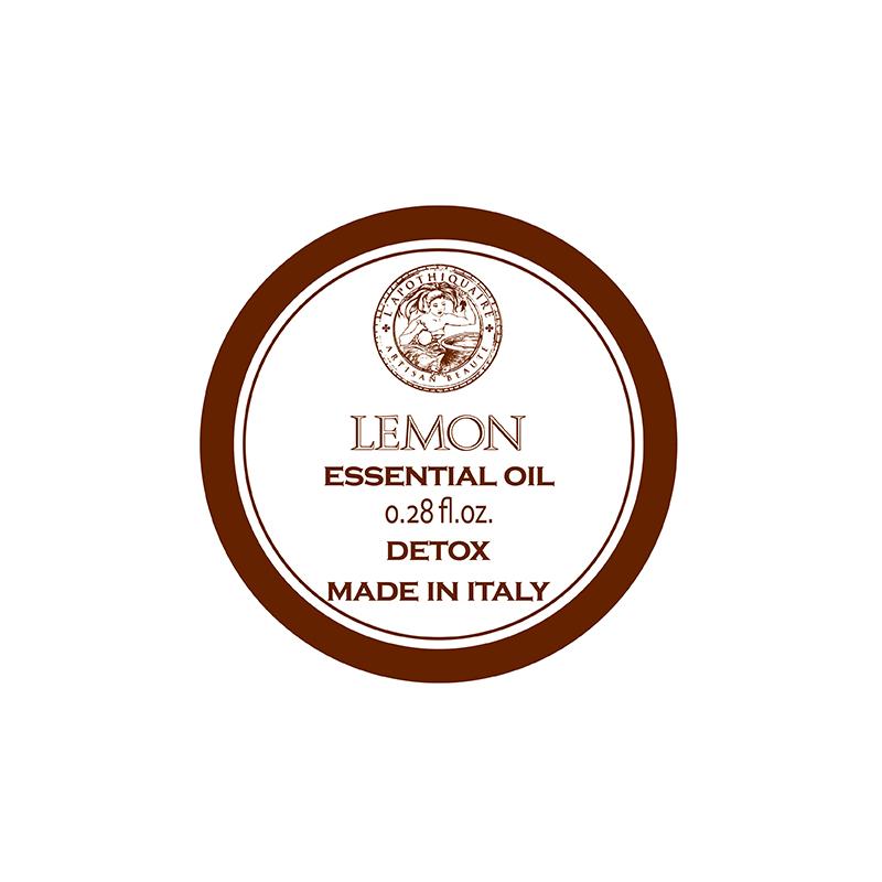 Tinh dầu Hữu Cơ Chanh Lemon 10ml