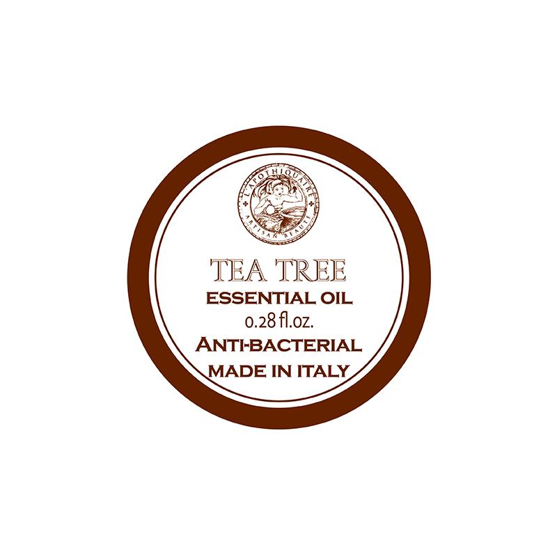 Organic Essential Oil L'Apothiquaire Artisan Beaute Tea Tree Essential Oil 10ml