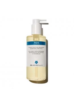Chăm Sóc Tay & Chân REN Gel Rửa Tay Tảo Bẹ & Magie Atlantic Kelp & Magnesium Energising Hand Wash 300ml