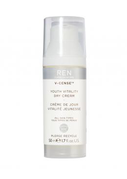 Anti Ageing REN V-Cense™ Youth Vitality Day Cream 50ml