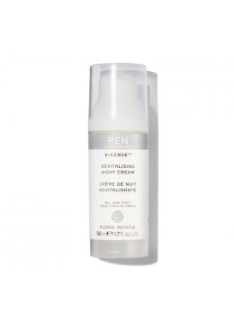 Moisturizer REN V-Cense™ Revitalising Night Cream 50ml